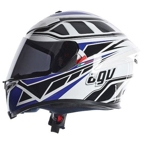 Helm Agv K5 Blue
