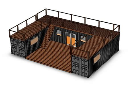 Modern Home Plans by Backcountry Containers Custom Container Homes