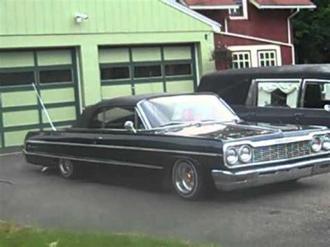 64 impala air ride 1964 impala convertible on air ride