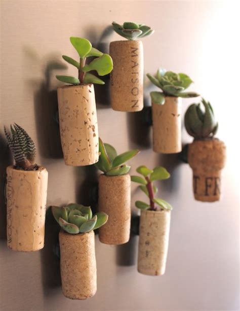 Permalink to garden planters made from recycled materials