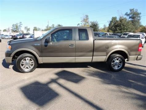 2006 F150 Specs by 2006 Ford F150 Lariat Supercab Data Info And Specs