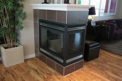 3 way fireplace home decor