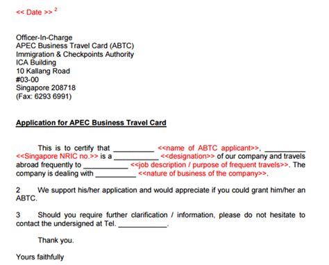 authorization letter sle singtel claim your singapore birthright the apec travel card