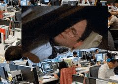 George Costanza Desk by George Costanza Desk Gifs Search Find Make
