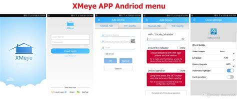 Dvr Xmeye 4ch By Cctv Smart xmeye app 6in1 4ch 1080p 15fps ch ahd dvr nvr xvr cctv