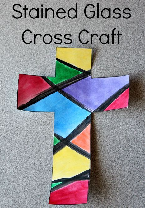 cross craft projects crafts cross crafts and sands on