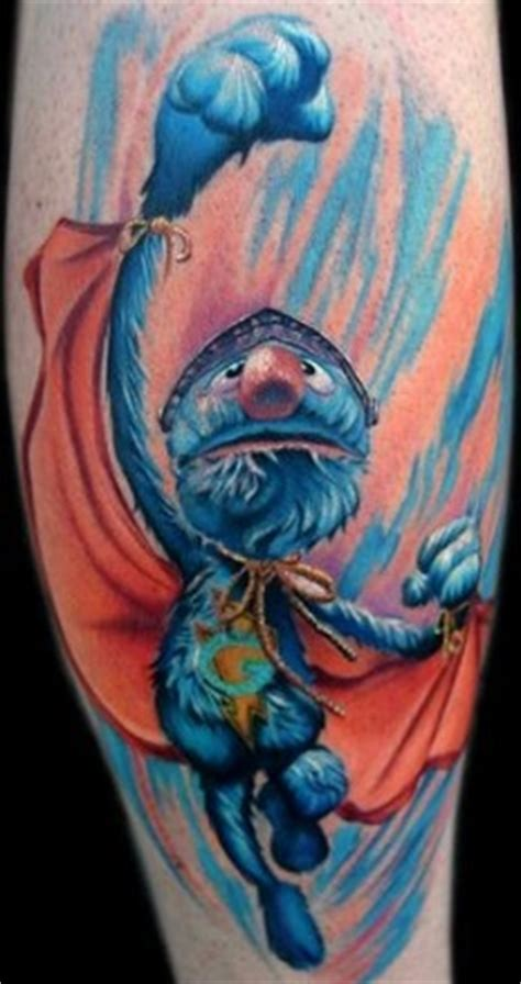 cartoon tattoo artist california 10 best images about super grover on pinterest
