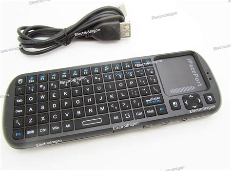 Keyboard Wireless Touchpad retired wireless keyboard w touchpad electrodragon