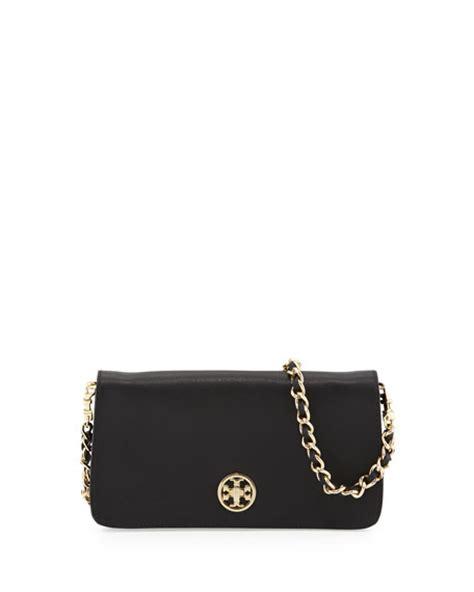Clucth Handbag Safiano burch adalyn saffiano crossbody clutch bag black