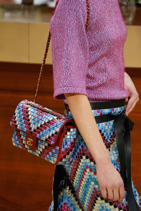 chanel fallwinter  runway bag collection featuring