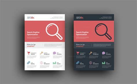 Seo Company 5 by Seo Company Flyer Design Templates 001504 Template Catalog