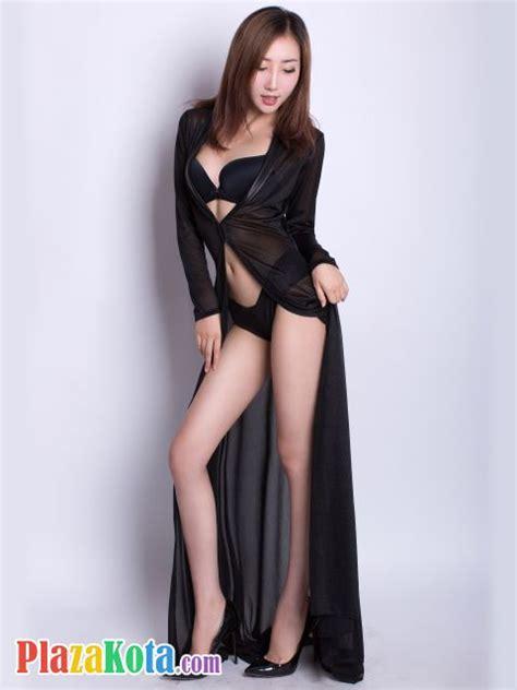 Cheongsam Babydoll Murah Putih 5618w toko jual bodystocking pakaian dalam