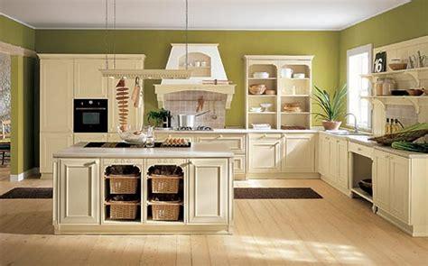 cucina country verde consigli per la casa e l arredamento imbiancare casa