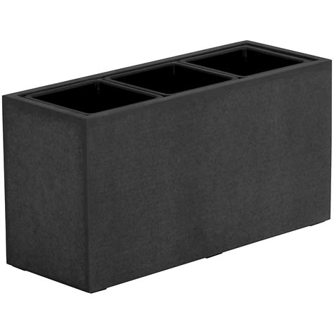 Small Rectangular Planter by City Furniture Small Rectangular Planter