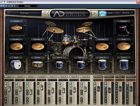 tutorial main drum tutorial belajar addictive drum belajar musik dan