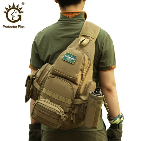 Promo 1 Set Backpack Slingbag Pouch Termurah protector plus 20 35l tactical sling bag 14 quot laptop waterproof molle backpack large
