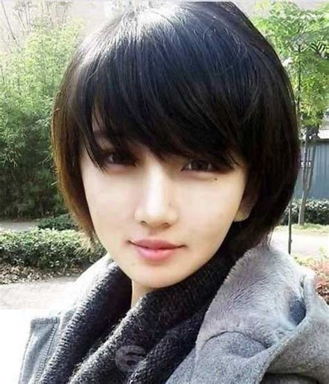 short cut with chinese bang 10 chinese bob hairstyle pictures bob hairstyles 2017