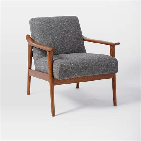Small Armchairs For Sale Design Ideas Mid Century Show Wood Chair West Elm