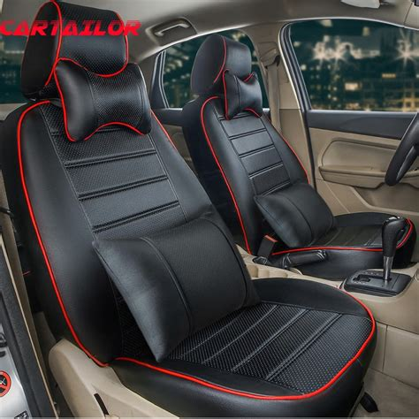 cartailor custom fit leatherette car seats  volvo xc seat covers cars interior accessories