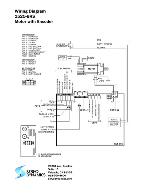 servo wiring diagram servo motor wiring diagram 26 wiring diagram images