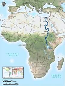 Nile River On World Map parmionova world rivers day september 26
