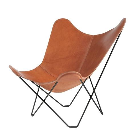 Butterfly Chair by Pa Mariposa Butterfly Chair Cuero Ambientedirect