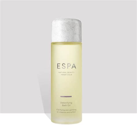 Detox Espa by Espa Detoxifying Bath 100ml Free Uk Delivery 163 50