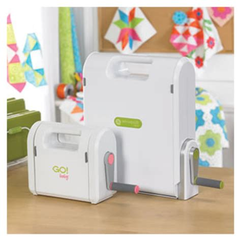 Quilting Fabric Cutter Machine by Accuquilt Go Baby Fabric Cutter 55300 Ebay