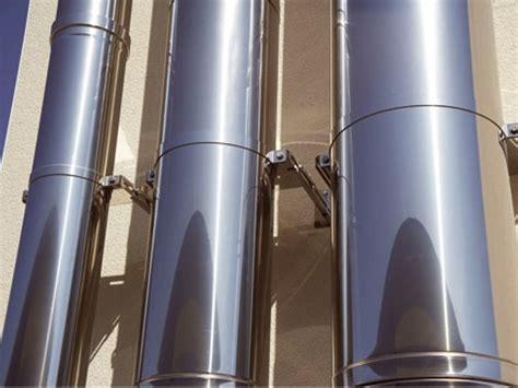 prezzi canne fumarie in acciaio per camini canna fumaria in acciaio inox therminox ala