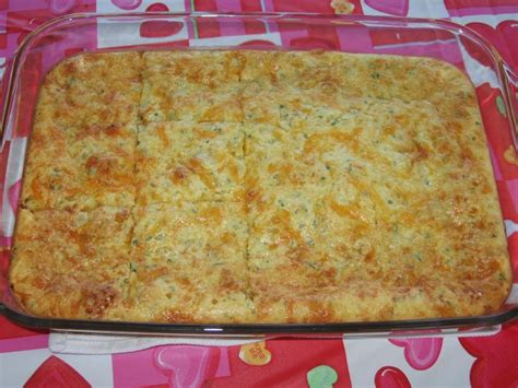 Egg Casserole With Cottage Cheese cottage cheese and egg bake