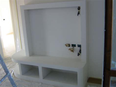mobili in cartongesso per tv foto mobile porta tv di sistema di paglia alberto 117222
