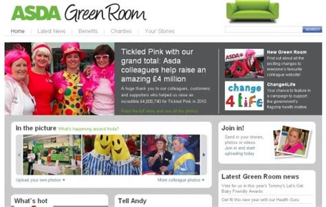 Asda Green Room by The Green Room Has A Facelift All Things Ic