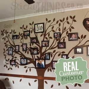 family tree wall art decal stickythings co za family tree branches wall art sticker decals