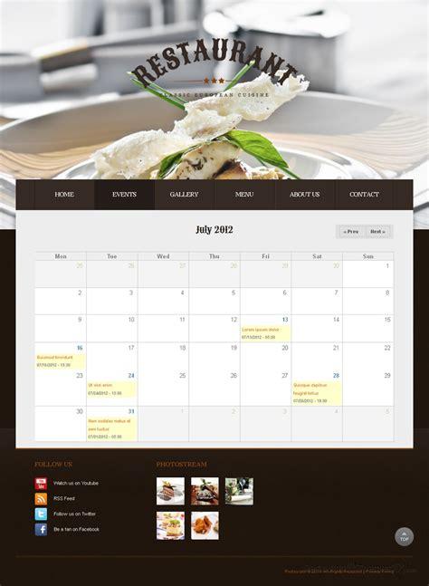 theme drupal restaurant restaurant review a drupal restaurant theme by template