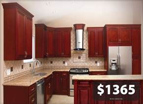 10 By 10 Kitchen Cabinets by Details About All Solid Wood Kitchen Cabinets Cherryville