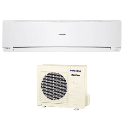 Ac Panasonic Mini panasonic 18 000 btu 1 5 ton ductless mini split air