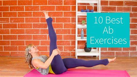 ab exercises youtube