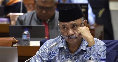 Alat Berat Lkpp Ketua Kpk Agus Rahardjo Disebut Terlibat Korupsi Alat Berat