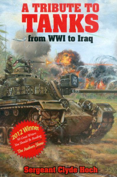 go with the flow a tribute to clyde sanborn books a tribute to tanks by clyde hoch veterans of america