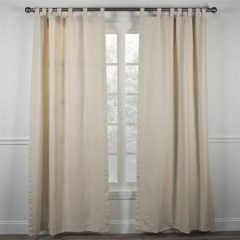 cheap tab top curtains sale fireside thermal insulated tab top panels window curtains