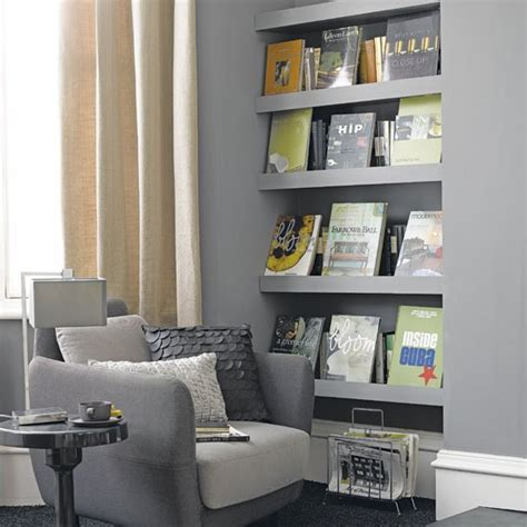 Living Room Shelf Ideas Living Room Storage Shelves Living Rooms Design Ideas Image Housetohome Co Uk