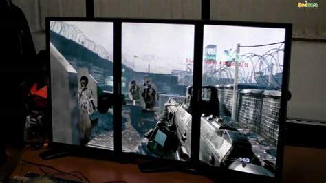 call  duty modern warfare  triple monitor  ati