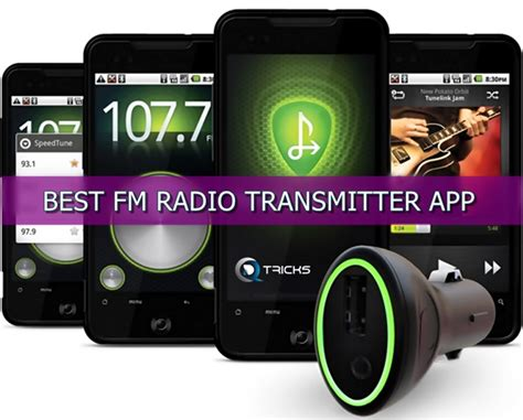 top 15 best fm radio transmitter apps for android 2017 new