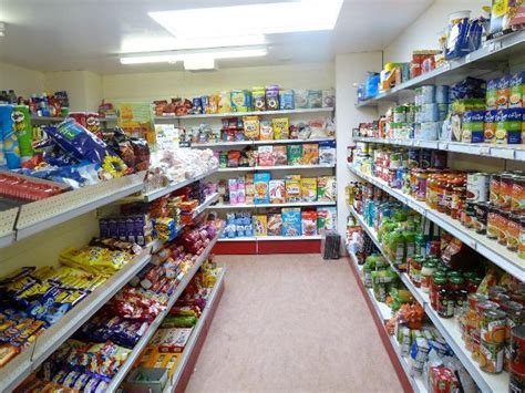 Of Shops by Community Shop On Papa Westray Orkney Islands