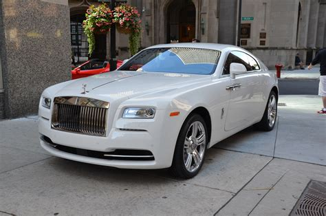 2016 Rolls Royce Wraith Photos Informations Articles