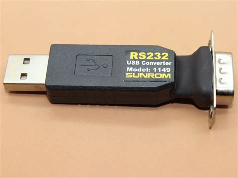 Electronic Screwdriver Obeng Type 11 942 usb to rs232 serial uart convertor type 1149 sunrom electronics technologies