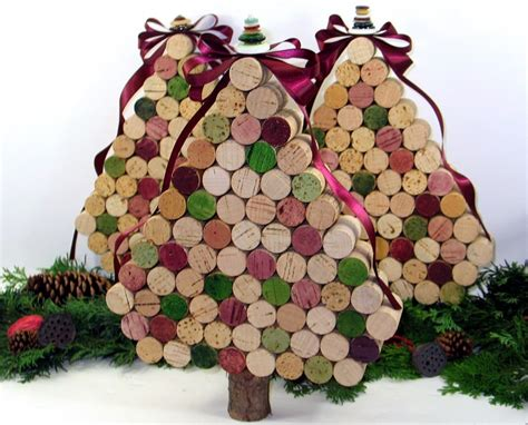 christmas ideas for wine corks diy unique trees ideas you should try this year starsricha