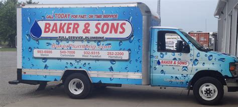 Baker Plumbing by Proudly Serving Southern Illinois For 25 Years Learn More