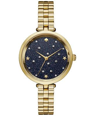 Kate Spade Gold Ksw1211 1 kate spade new york s gold tone stainless