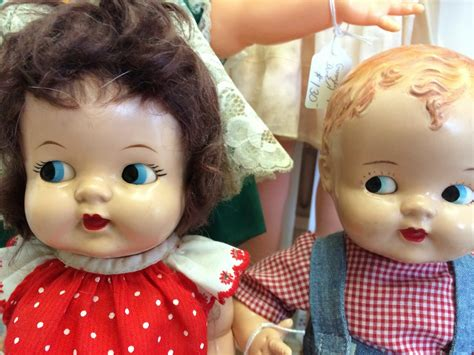 kewpie gal once upon a doll collection doll show shopping finds
